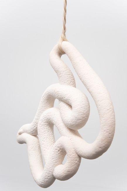 Phylactère by Hélène Bertin contemporary artwork