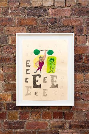 E! by Walter Price contemporary artwork
