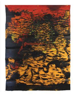Theertha Yathra 1.2 by Jagath Weerasinghe contemporary artwork