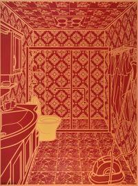 Interior No. 17 by Li Bangyao contemporary artwork painting