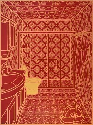 Interior No. 17 by Li Bangyao contemporary artwork