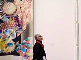 Frank Stella at the Whitney – from impassive abstraction to riotous baroque