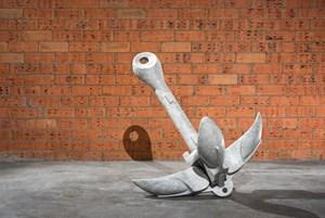 Safe Harbour by Alex Seton contemporary artwork