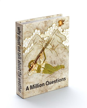 A Million Questions: why must we talk about the weather by Gade contemporary artwork