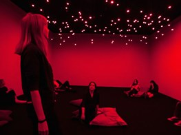 Tatsuo Miyajima: connect with everything | time, light, japan: japanese art 1990s to now