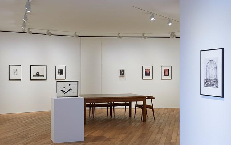 Kansuke Yamamoto, Exhibition view at Taka Ishii Gallery Photography / Film, Jan 13 – Feb 18, 2017 / Courtesy of Taka Ishii Gallery Photography / Film / Photo: Kenji Takahashi.