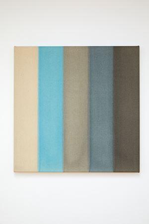 Colour order 4 by Simon Morris contemporary artwork