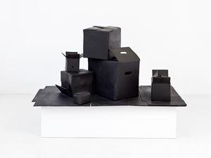 Box outside boxes by João Maria Gusmão + Pedro Paiva contemporary artwork