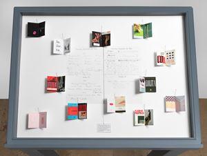 Nabokov's Collection by Barbara Bloom contemporary artwork