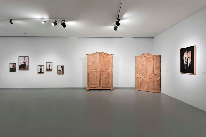 Exhibition view: Unlock, Zilberman Gallery, Istanbul (15 December 2020–27 January 2021). Courtesy Zilberman Gallery.