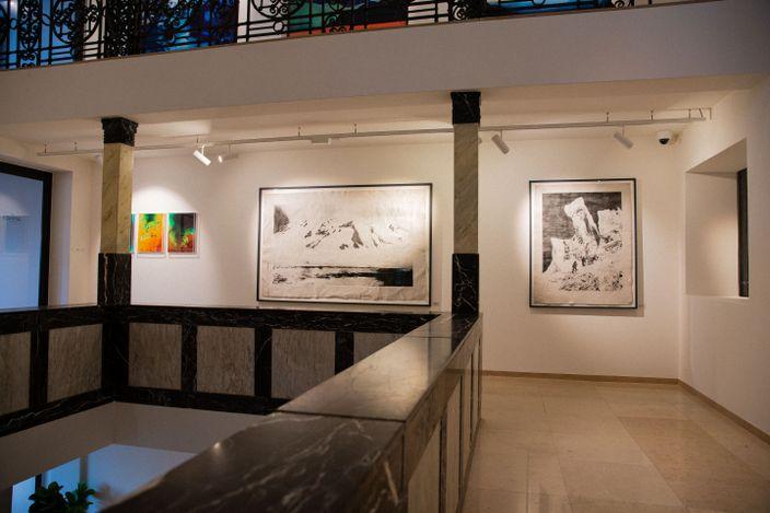 Exhibition view: Douglas Mandry, Monuments, Bildhalle, Amsterdam (9 April–6 June 2021). Courtesy Bildhalle.