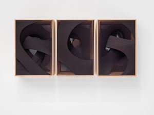 Gossip (Three souls for one night) by Martin Soto Climent contemporary artwork sculpture, mixed media