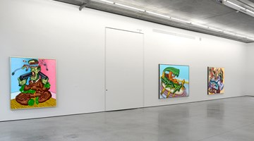 Contemporary art exhibition, Peter Saul, You Better Call Saul at Gary Tatintsian Gallery, Moscow