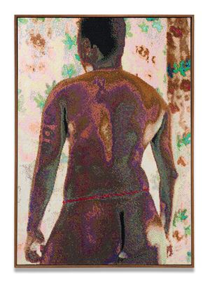 Proud Dreamer by Frances Goodman contemporary artwork