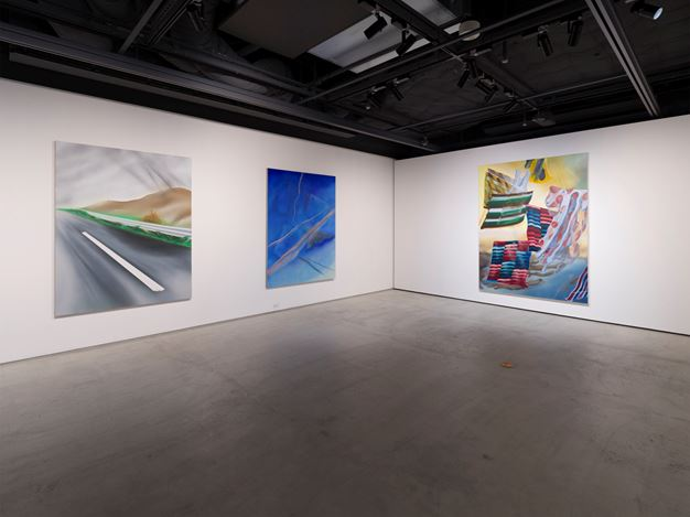 Exhibition view: Nicholas Hatfull, Thermals of the Heart, THE CLUB, Tokyo (29 June–24 August 2019). Courtesy THE CLUB. Photo: Kei Okano.