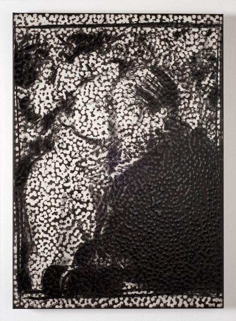 Untitled (MOB2) by Daniel Boyd contemporary artwork
