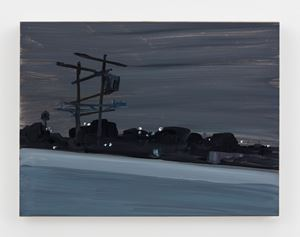 Highway night 7 by Jean-Philippe Delhomme contemporary artwork