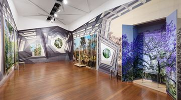 Contemporary art exhibition, Gary Carsley, ARBOUR ARDOUR at Roslyn Oxley9 Gallery, Sydney