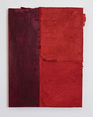 Untitled (red) by Louise Gresswell contemporary artwork