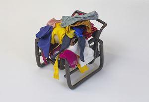 Our Haus by Karen Densham contemporary artwork