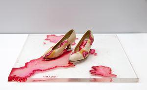 Banana 《美人蕉》 by Cai Jin contemporary artwork