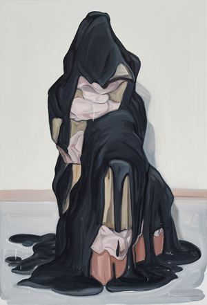 The Shape of Disappearing by Eunjoo Roh contemporary artwork