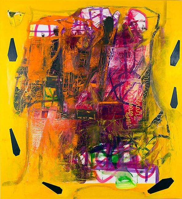 The Fountainhead by Gareth Sansom contemporary artwork