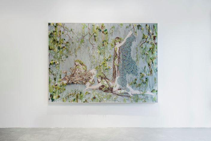 Exhibition view: Asami Kiyokawa, Incarnation,ARARIO GALLERY, Shanghai (18 May–14 July 2019). © Asami Kiyokawa and ARARIO GALLERY. CourtesyARARIO GALLERY.