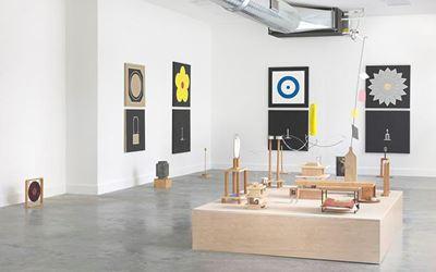 Exhibition view of B. Wurtz exhibition at 83 Pitt Street, New York. Courtesy Metro Pictures, New York