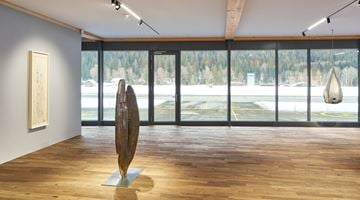 Contemporary art exhibition, Louise Bourgeois, The Heart Has Its Reasons at Hauser & Wirth, Gstaad