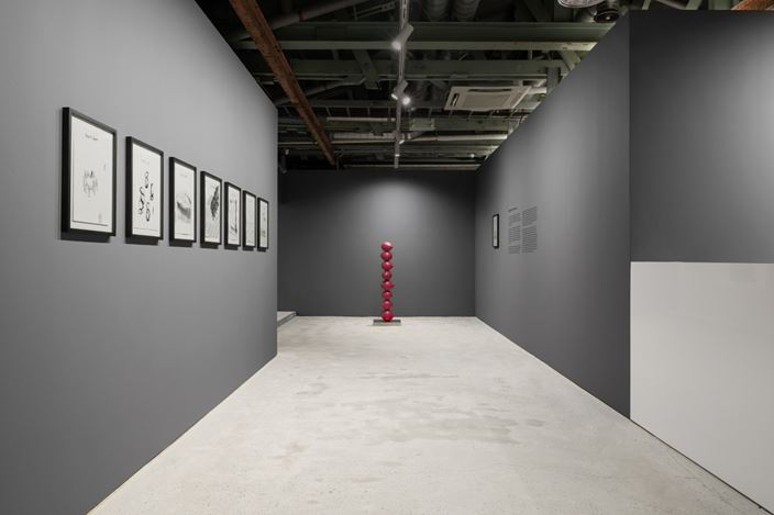 Exhibition view: Gimhongsok, Short People (26 June–16 August 2020), Kukje Gallery, Busan. Courtesy Kukje Gallery.
