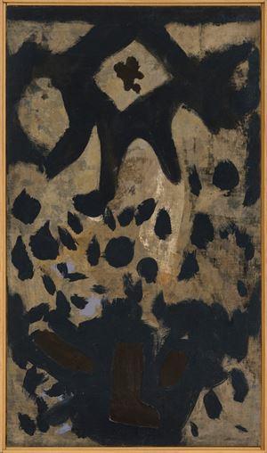 Dialogue by Perle Fine contemporary artwork