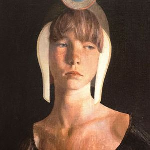 Girl from the H Family by Arx Lee contemporary artwork