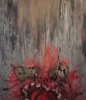 Irrational reality by Takashi Hara contemporary artwork