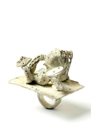 Ring by Karl Fritsch contemporary artwork