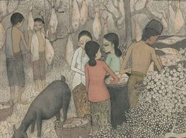 7 things to know about Singapore pioneer artist Cheong Soo Pieng