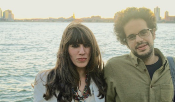 Ruanne Abou-Rahme and Basel Abbas