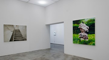 Contemporary art exhibition, Liu Weijian, Sun Xun, Zhou Zixi, Summer Group Exhibition at ShanghART, Shanghai