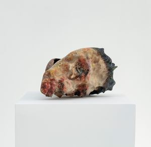 Still Life Mask 静物面具 by Guo Cheng contemporary artwork