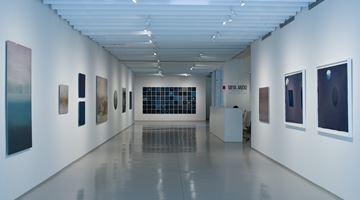 Contemporary art exhibition, Miya Ando, Calendar of Moons (Tsuki Koyomi) at Sundaram Tagore Gallery, Chelsea, New York, USA