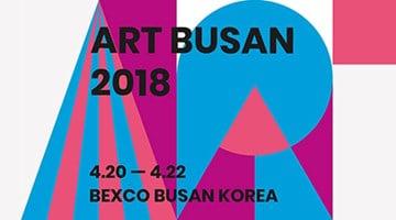 Contemporary art exhibition, Art Busan 2018 at Pearl Lam Galleries, Busan, South Korea