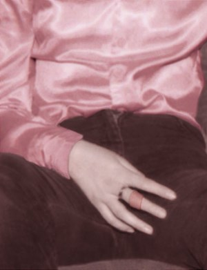 Band-aid by Pat Brassington contemporary artwork