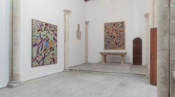 Contemporary art exhibition, Elisabeth Frieberg, Bat Seba at KEWENIG, Palma