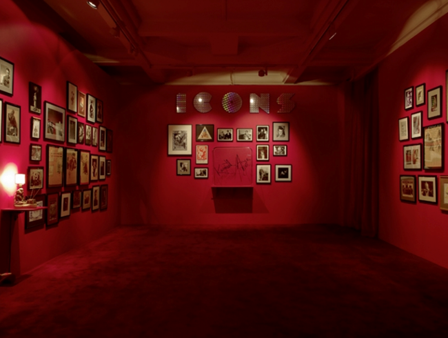 Icons by Kenneth Anger contemporary artwork