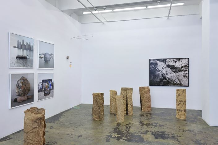 Exhibition view: Group Exhibition, ecofeminism(s), Thomas Erben Gallery, New York (19 June–26 September 2020). Courtesy Thomas Erben Gallery.