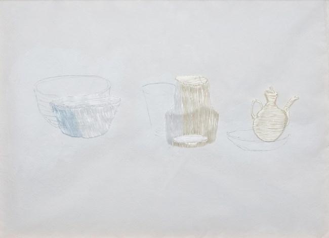 Drawing for Broken Things 2 by Kei Takemura contemporary artwork