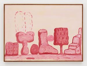 Untitled (Roma) by Philip Guston contemporary artwork