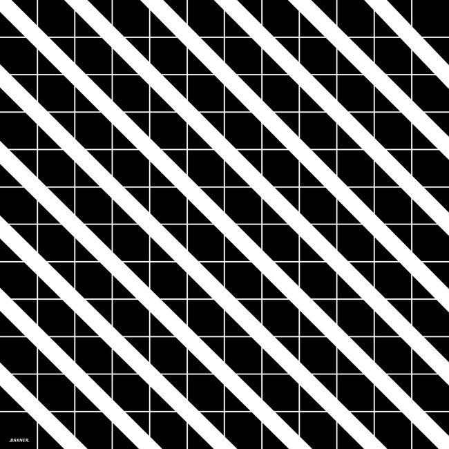 NOIR VIRTUEL by Gérard Bakner contemporary artwork
