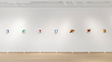 Contemporary art exhibition, Richard Tuttle, For Ourselves As Well As For Others at Pace Gallery, Geneva