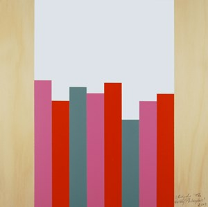 Study for The Worldly Philosophers by Peter Atkins contemporary artwork